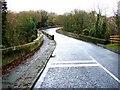 NZ1658 : Road Bridge over the River Derwent by Bill Henderson