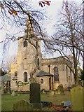 NZ2568 : The Church of St Nicholas, Gosforth by Bill Henderson