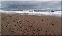 NU0052 : Spittal beach by Steve  Fareham