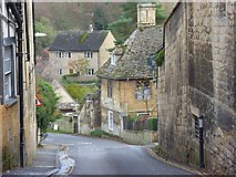 SP0228 : Castle Street, Winchcombe by Andrew Smith