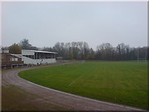TQ7668 : United Services Sports Ground, 1 RSME, Brompton by Danny P Robinson