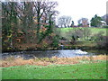 NY6820 : River Eden at Appleby by David Brown