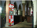 NY1441 : St Kentigern Church interior, Aspatria by William Metcalfe