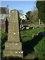 SN0025 : Grave of John Harries by ceridwen