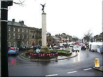 SD9951 : War Memorial, Skipton by Alexander P Kapp