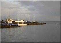 J5182 : Ballyholme Yacht Club by Rossographer