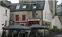 ST7565 : 2007 : The Pig and Fiddle, Walcot Street, Bath by Maurice Pullin