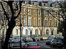 TQ3084 : Thornhill Crescent, Barnsbury by Stephen McKay