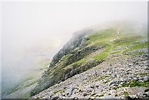 SH6459 : Gribin ridge by Peter S
