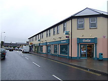 N7741 : Local shopping, Innfield, Co. Meath by Jonathan Billinger