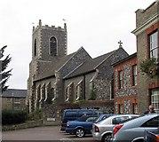 TL8683 : St Peter, Thetford, Norfolk by John Salmon