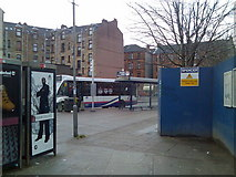 NS5566 : Partick bus station by Stephen Sweeney