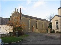O1375 : Church at Mornington, Co. Meath by Kieran Campbell