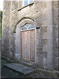 O1375 : Door of Mornington Church by Kieran Campbell
