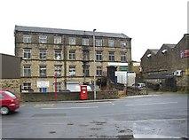 SE1115 : Factory, Whiteley Street, Milnsbridge, Linthwaite by Humphrey Bolton