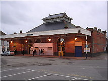 TQ7407 : Railway Station, Bexhill by Bill Johnson