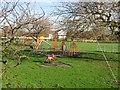 TR2057 : Littlebourne recreation ground by Nick Smith
