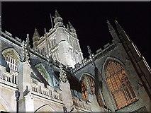 ST7564 : Bath Abbey architecture by Rob Farrow
