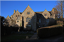 ST6601 : Abbey House - Cerne Abbas by Mike Searle