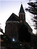 TG0738 : Holt Methodist Church by Evelyn Simak