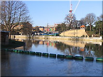 TL0549 : The Great Ouse, Bedford by M J Richardson