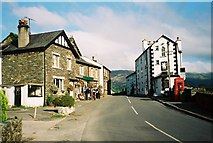 NY3915 : The White Lion at Patterdale by Peter S