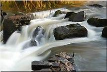 J3267 : The Eel Weir, Edenderry (2) by Albert Bridge