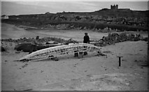 L9802 : Starting to Build, Inisheer, Aran Islands [1] by Harold Strong