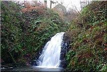 J3996 : Glenoe waterfall (25) by Albert Bridge