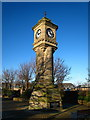 J5082 : McKee Clock, Christmas morning by Rossographer
