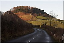SE7296 : New Road near Rosedale Abbey by Colin Grice