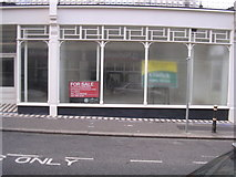 TQ7407 : Empty shop premises, Bexhill-on-Sea by Bill Johnson