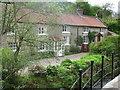 SE7290 : Terrace Houses Lastingham by Tony Murgatroyd