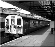 TQ2182 : Willesden Junction (Low Level) by Dr Neil Clifton