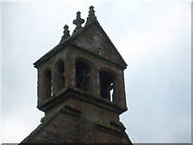 ST5621 : Belfry of Church of St Vincent Ashington by Andy Pearce