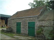 O2656 : Farm building, Carnhill, Loughshinny, Co. Dublin by Kieran Campbell