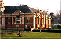 TQ5473 : Dartford Carnegie Library by Dylan Moore
