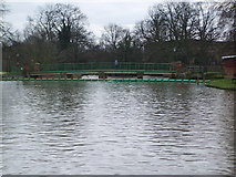 TL0549 : The River Great Ouse, Bedford by Alexander P Kapp