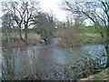 NY7712 : River Belah meets River Eden by David Brown