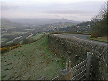 SK2479 : Surprise View and the A6187 by Alan Heardman