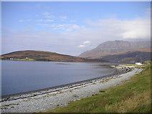 NH1098 : Cùl a' Bhogha, Ardmair, near Ullapool by Frances Watts
