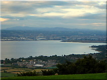 J3686 : The view from Knockagh Hill by Rossographer