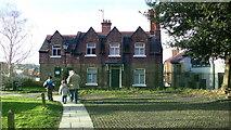 SJ3350 : College House, Wrexham by Eirian Evans