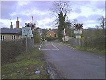 TQ2151 : Automatic Half-Barrier Level Crossing by Martyn Davies