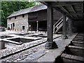 ST1177 : Tannery - National History Museum of Wales, St Fagans by Rudi Winter