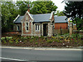 TQ6795 : Gate House of old St. Andrews Hospital, Norsey Road, Billericay by John Webber