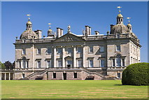 TF7928 : Houghton Hall by dennis smith