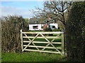 SJ2601 : Nice cottage near the Welsh border. by Row17