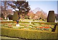 SX0863 : Parterre, Lanhydrock House by Humphrey Bolton