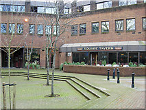 TQ2982 : Tolmers Square, Euston by Stephen McKay